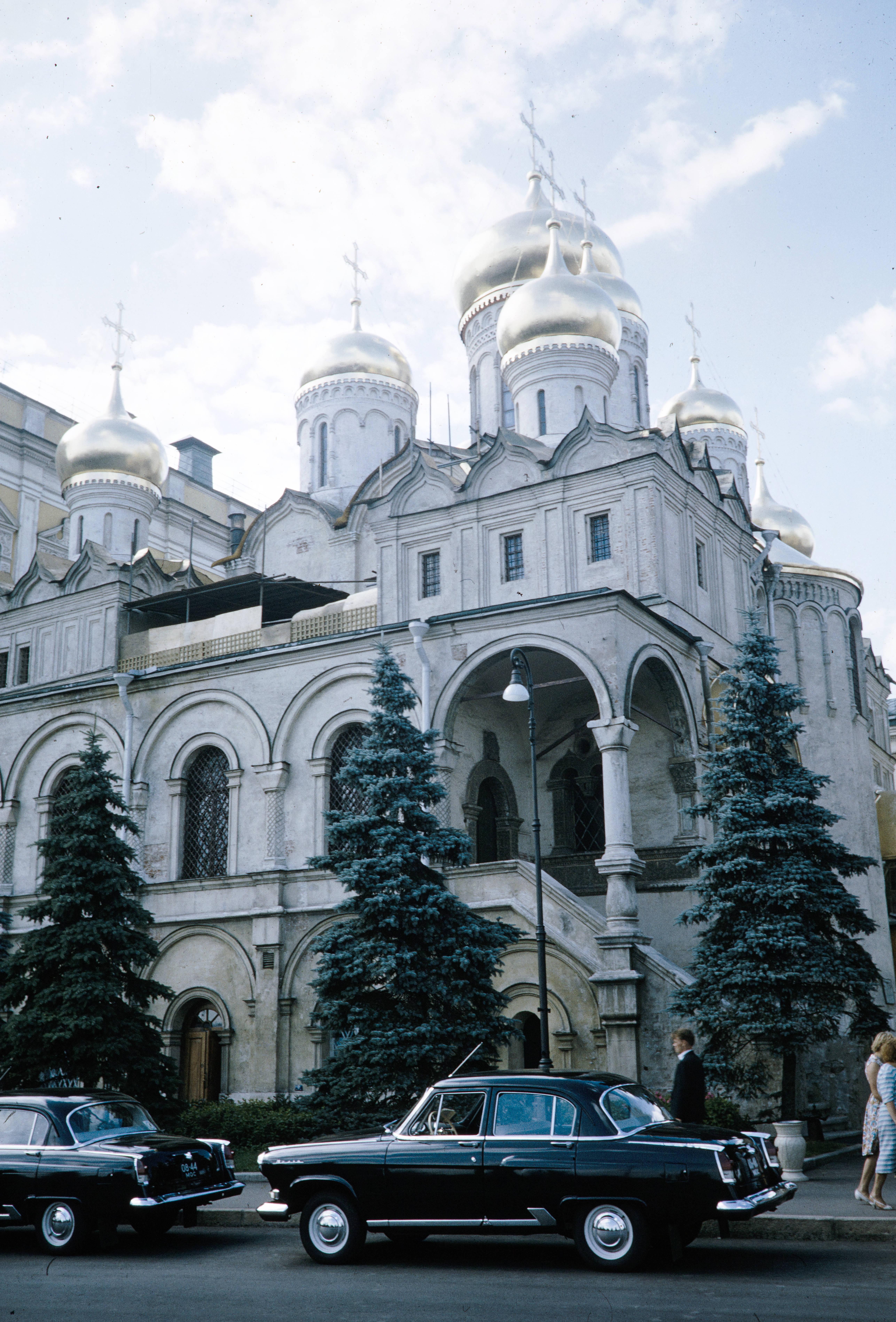 Церковь в Кремле