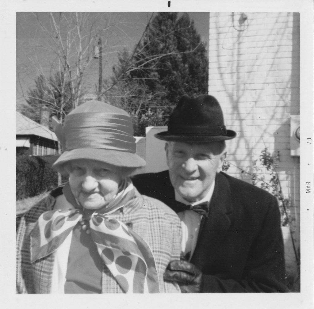 Анастасия со своим другом Алексеем Милюковым
