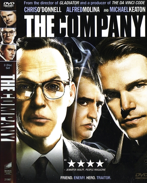 Контора (мини-сериал) / The Company (2007/BDRip/HDRip)