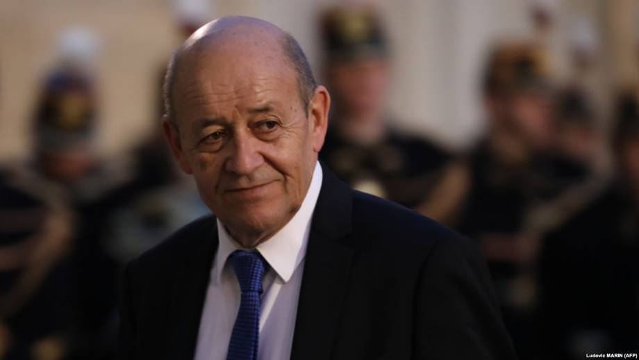 Глава МИД Франции о возможности высылки российских дипломатов: «увидите»