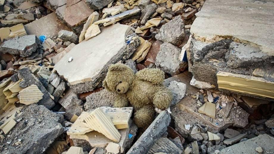 В Иране произошло землетрясение магнитудой 5,3, есть пострадавшие