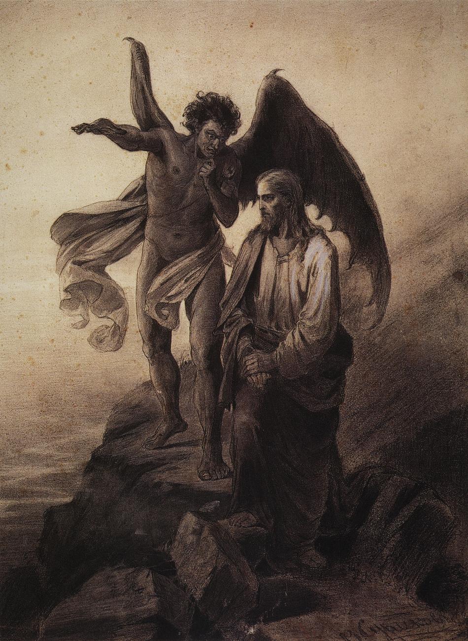 Религиозные сюжеты в творчестве Сурикова