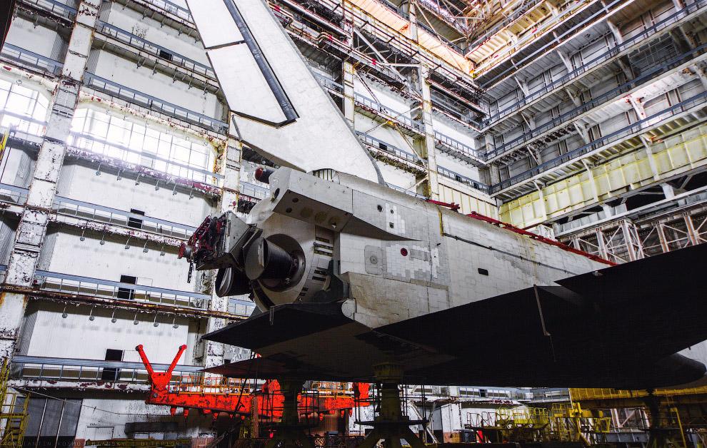 В космос, не отрываясь от земли: космодром Байконур. Часть 2