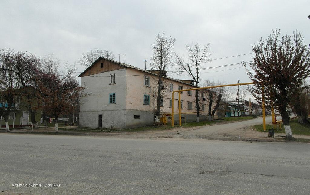 Улица Айтиева Ош
