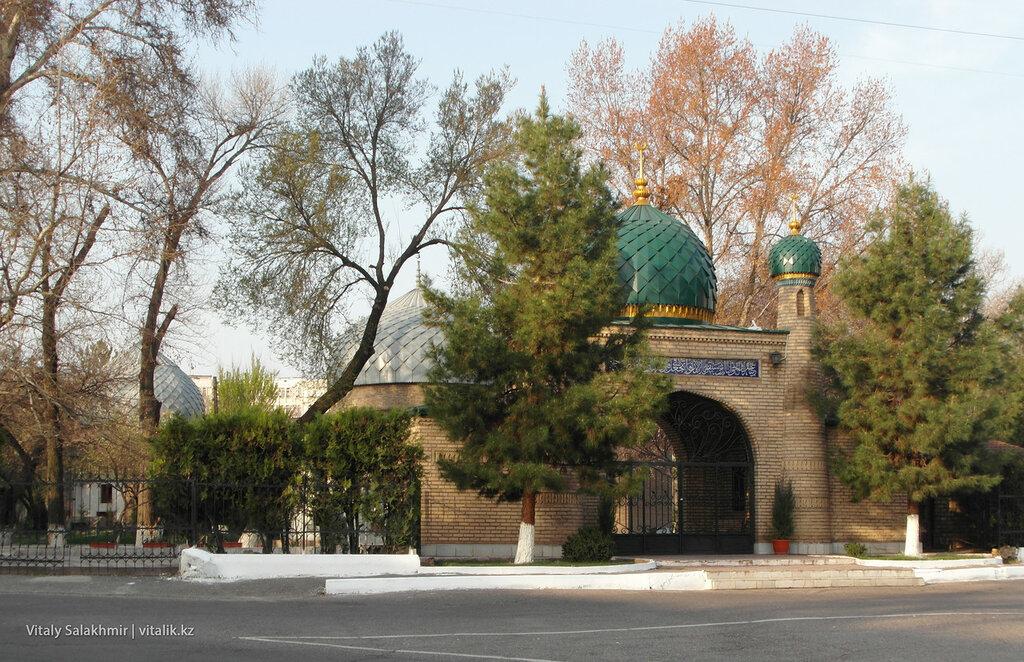 Мечеть в Чиланзаре, Узбекистан