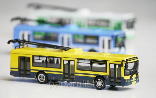 Тролейбус Play Smart