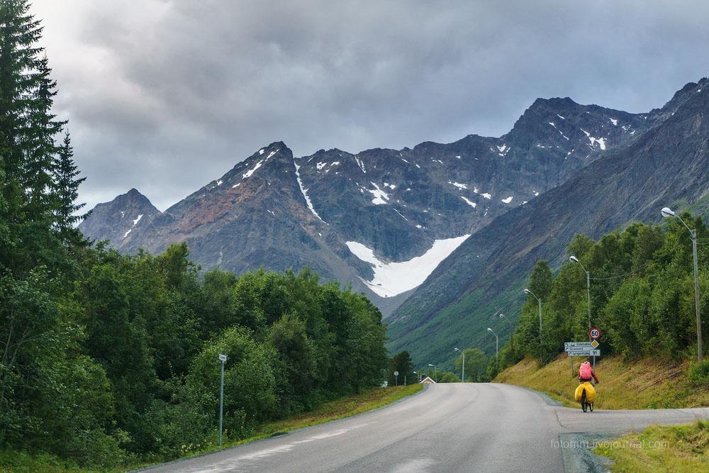 Невероятная Норвегия. Спасаясь от непогоды.