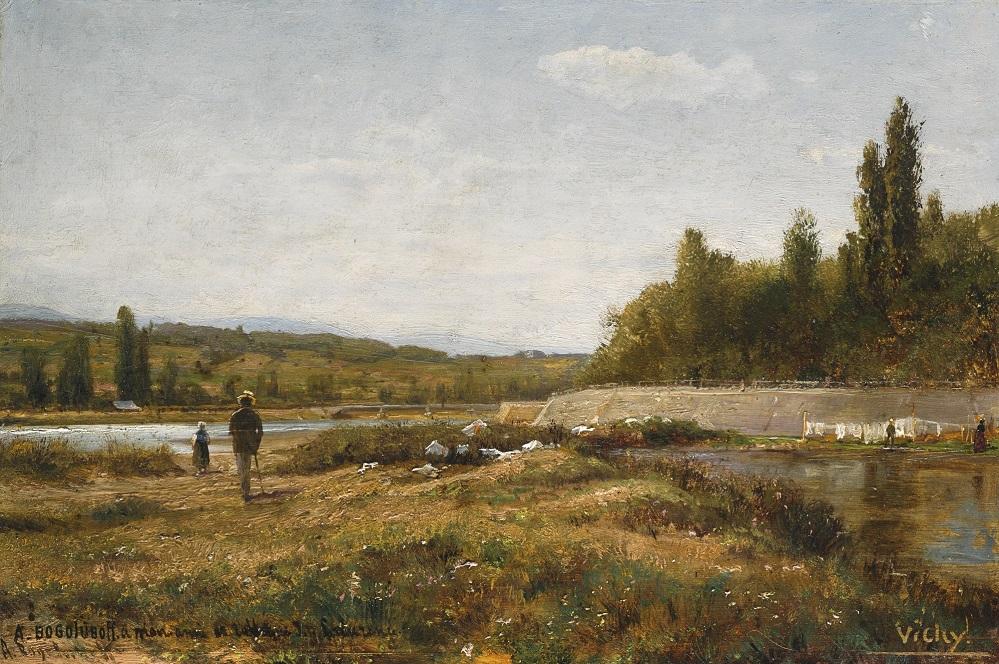 VICHY, 1880s.