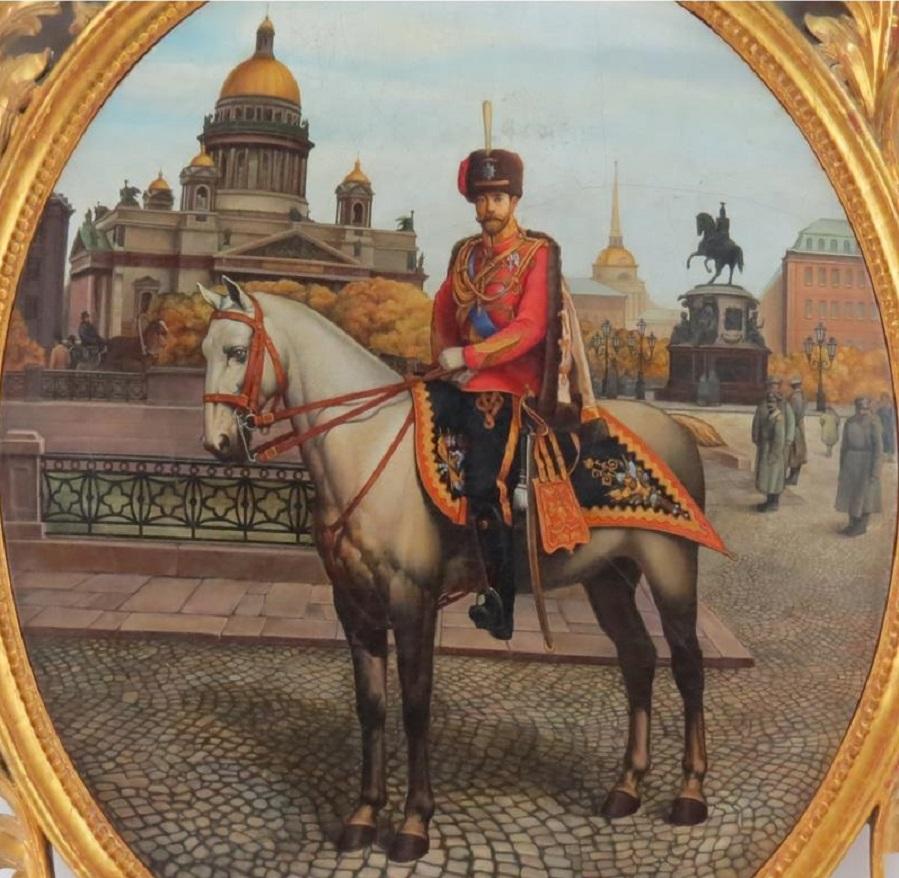 Emperor Nicholas II, 1911.