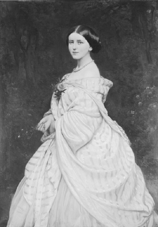 Stephanie, Queen of Portugal (1837-1859).