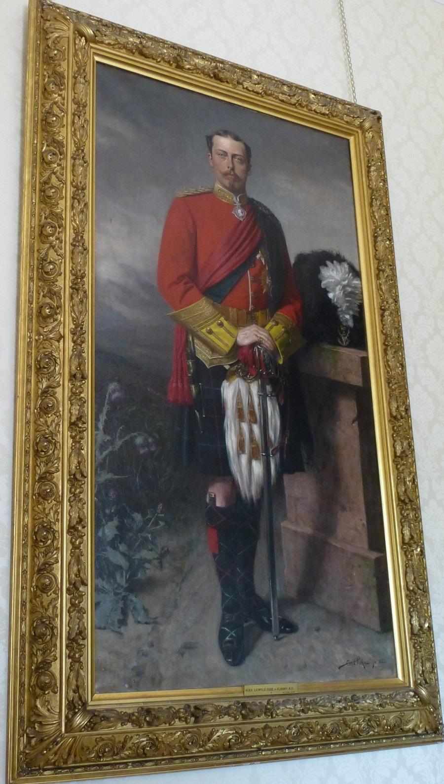 Леопольд, герцог Олбанский (1853-1884)
