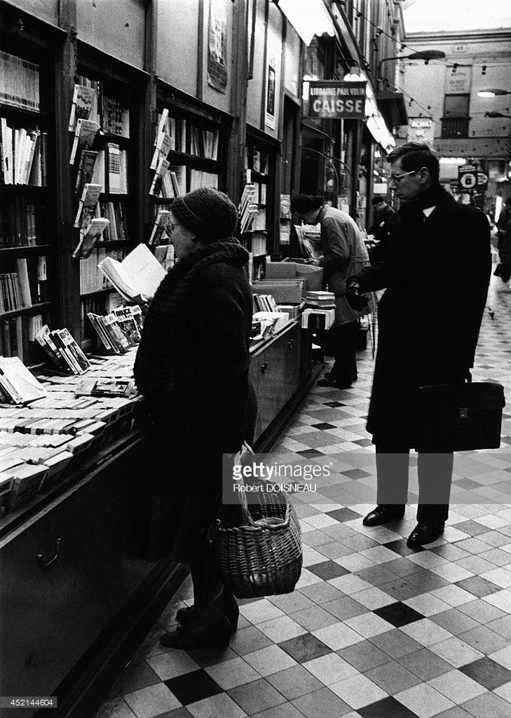 1981. Книжный магазин Вуллина в проходе Жуффруа
