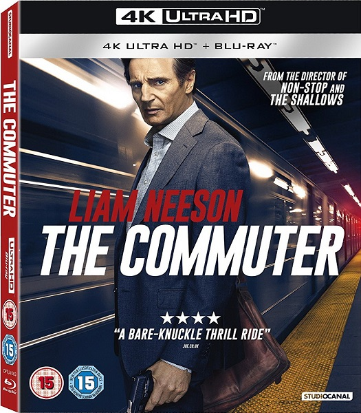 Пассажир / The Commuter (2018/BDRip/HDRip)
