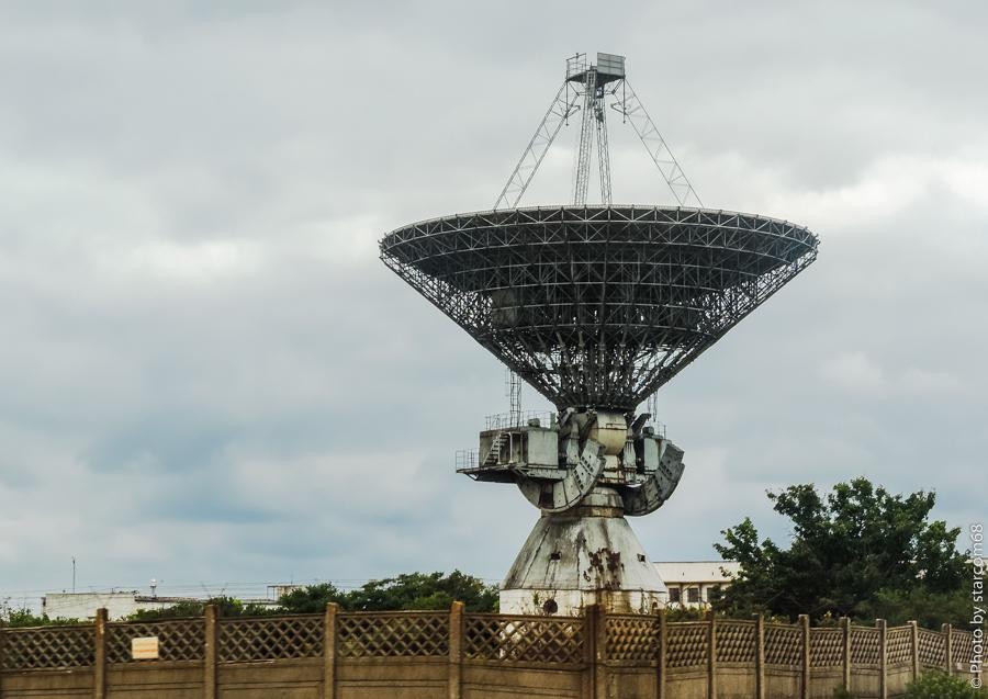 Центр космической связи Витино. Площадка 1