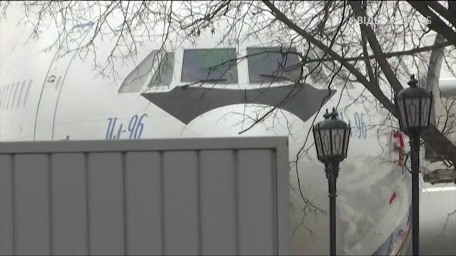 Высланные российские дипломаты покинули США (видео)