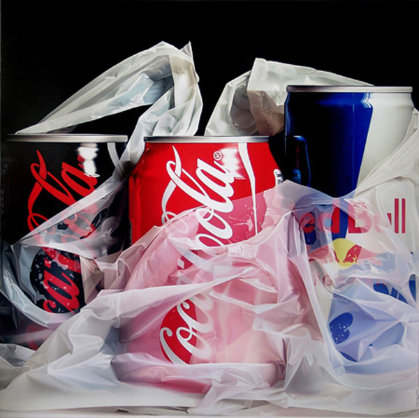 Photorealist Painter - Pedro Campos