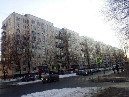 Бестужевская ул. 31к1