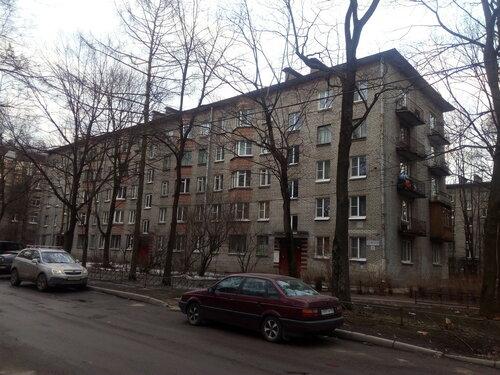 Гданьская ул. 5к1