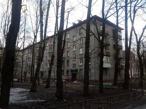 Гданьская ул. 5к2