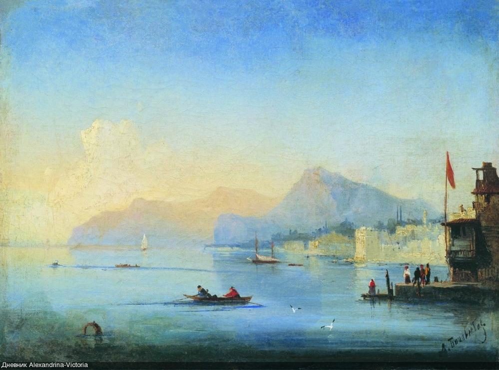 Л'Иль-Адам. 1881