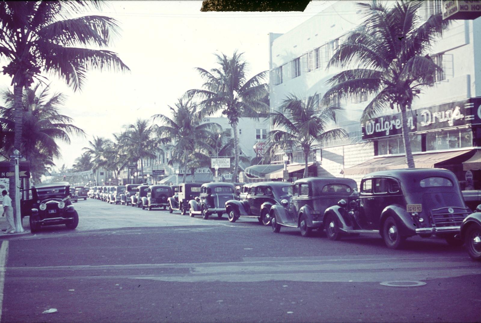 Майами. Улица Генри Флаглера