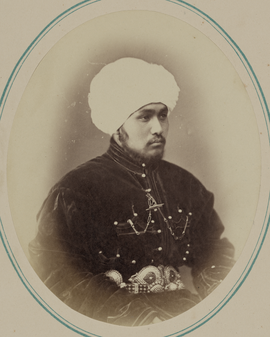 Сеид Мухамед Насреддин бек (старший сын кокандского хана)