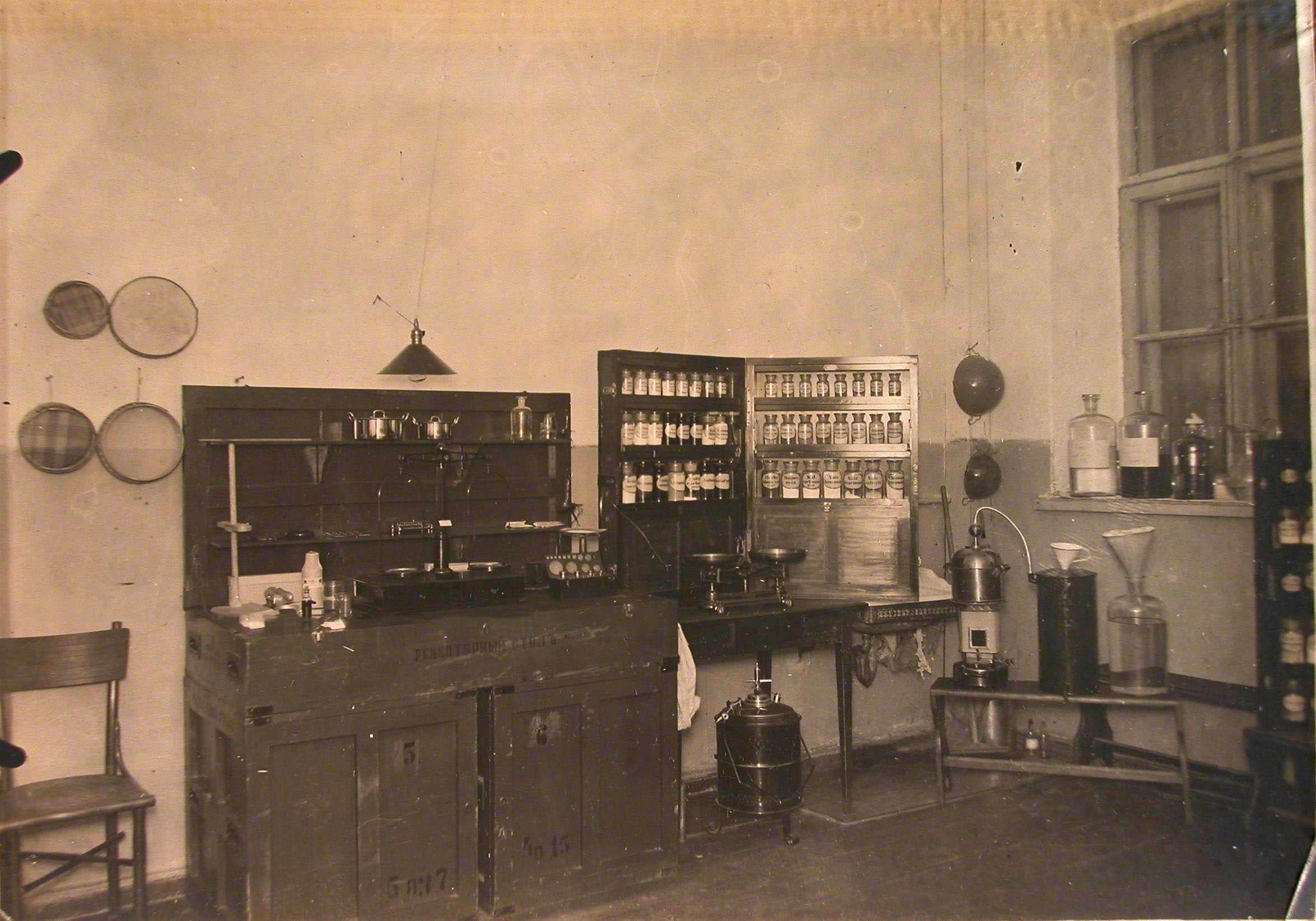 18. Вид части помещения аптеки