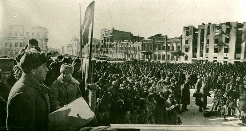 «Правда», 17 марта 1943 года