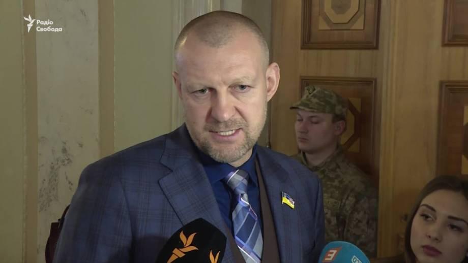 Опрос: что депутаты думают о дело Рубана (видео)