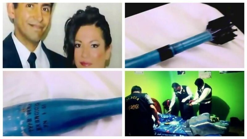 Премия Дарвина! Девушка испробовала минометный снаряд вместо секс-игрушки и