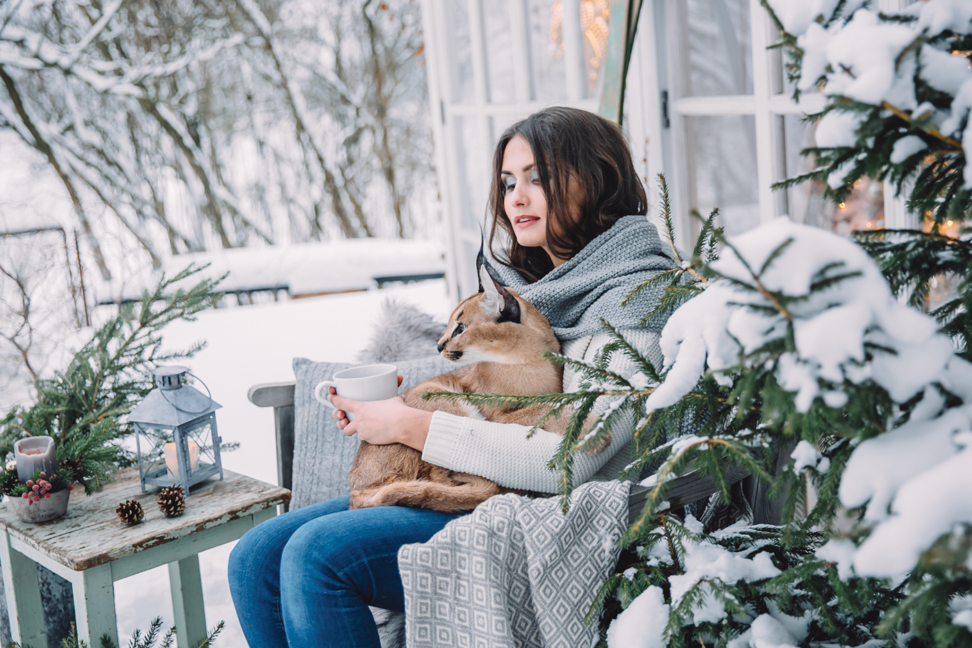 Алена & Рони / фотограф Ксения Че
