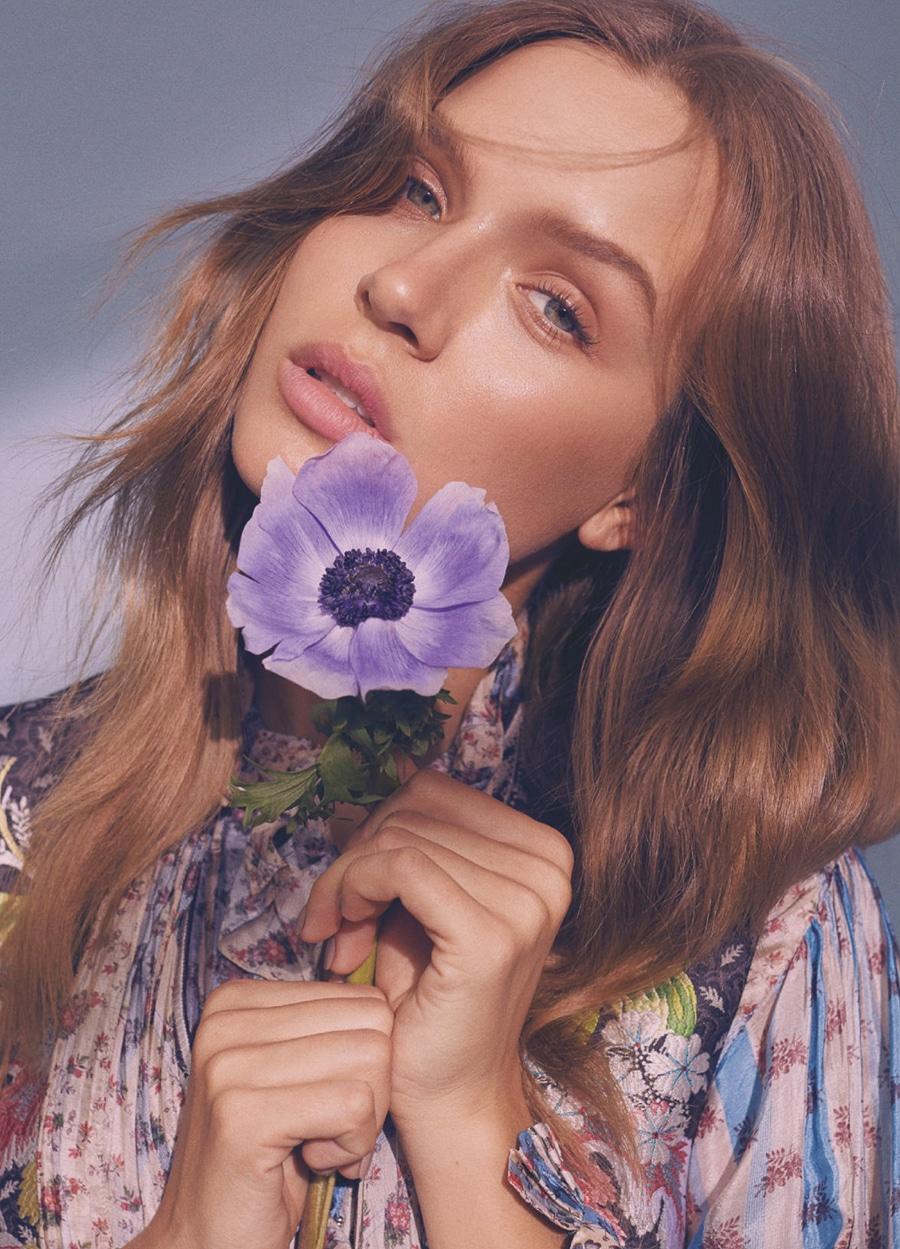 Josephine Skiver by Zoey Grossman for Numéro Tokyo April 2018