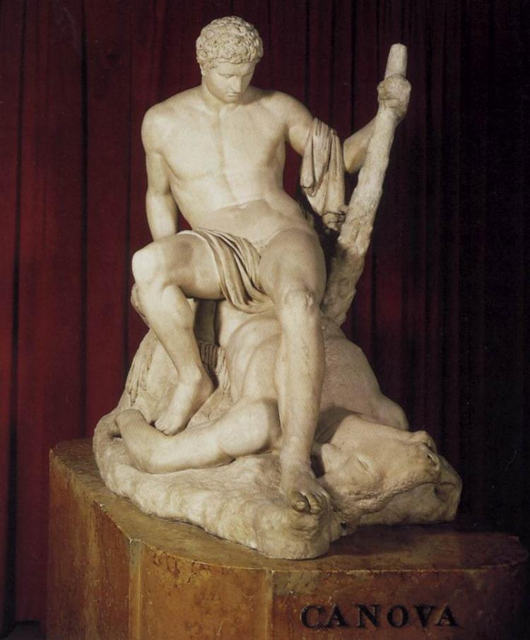 АНТОНИО КАНОВА (1757–1822) (ИТАЛИЯ)
