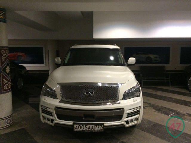 0 182de2 b7bf160a orig - А что тут делает Форд Фокус? - автоколлекция министра Дагестана