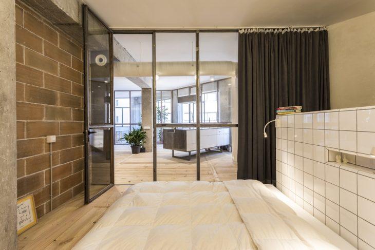 Loft in Barcelona by Habitan Architecture