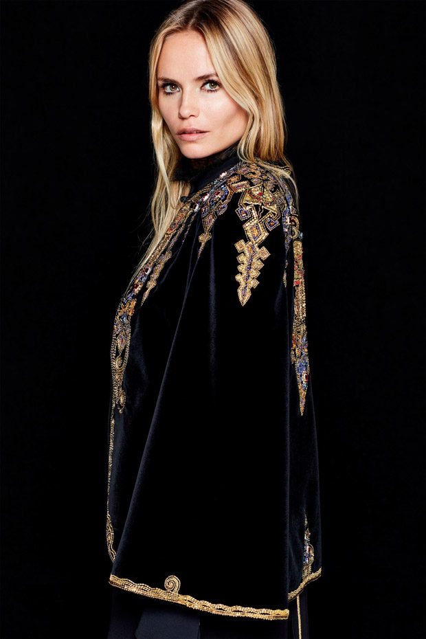 Natasha Poly Models DUNDAS Fall Winter 2018.19 Collection