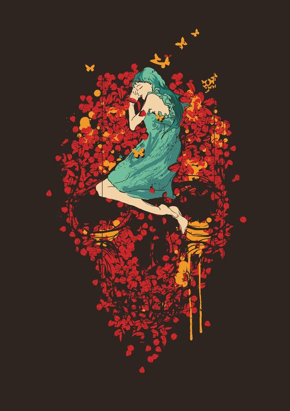 Illustrator - Budi Satria Kwan