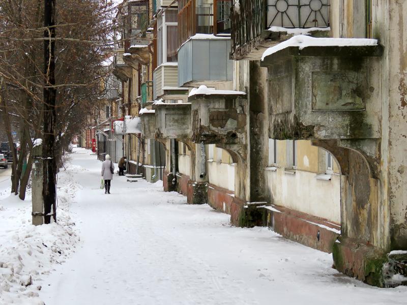 Калуга. Часть 5: левая штанина города