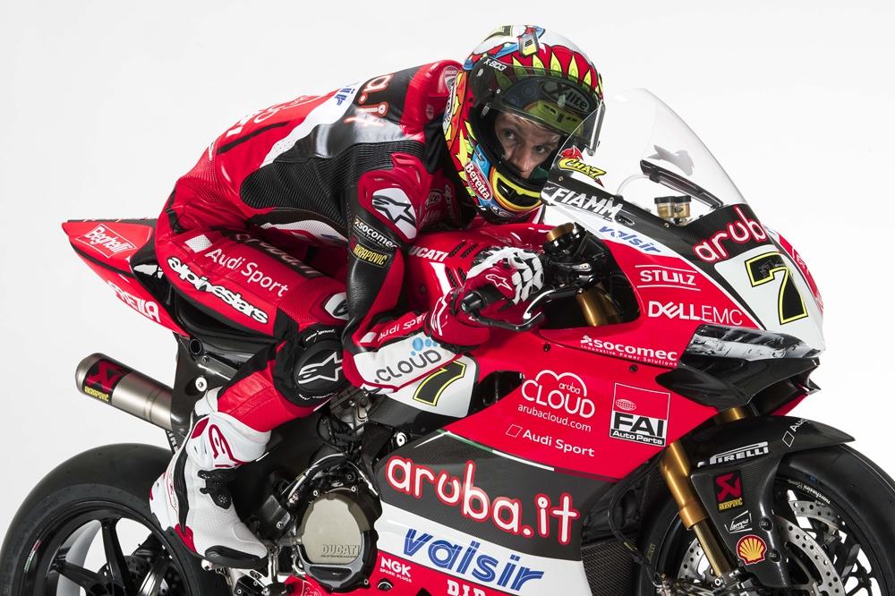 Последний супербайк Ducati Panigale R 2018 с мотором L-Twin