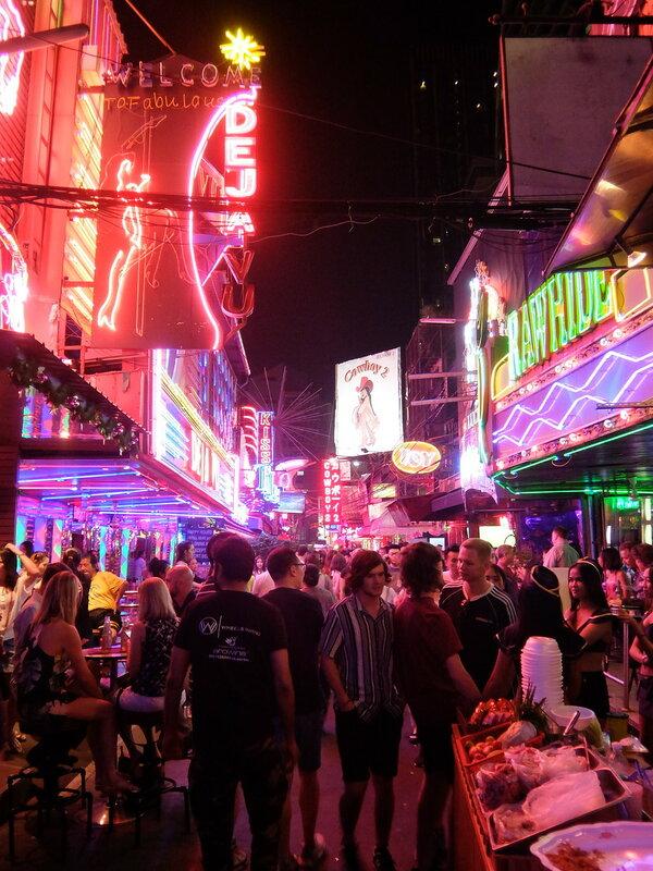Бангкок - Сой Ковбой