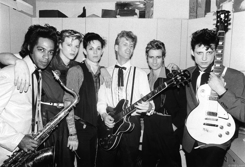 1980. «The Rockats»