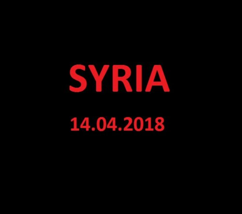 США, Англия и Франция нанесли ракетный удар по Сирии