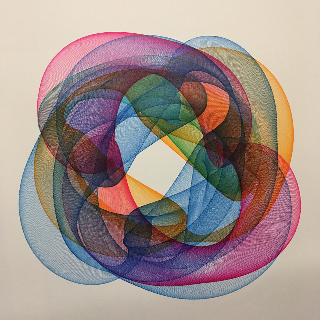 The mesmerizing drawing machines of James Nolan Gandy