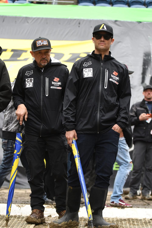 AMA Supercross 2018, этап 13 - Сиэтл (результаты, видео, фото)