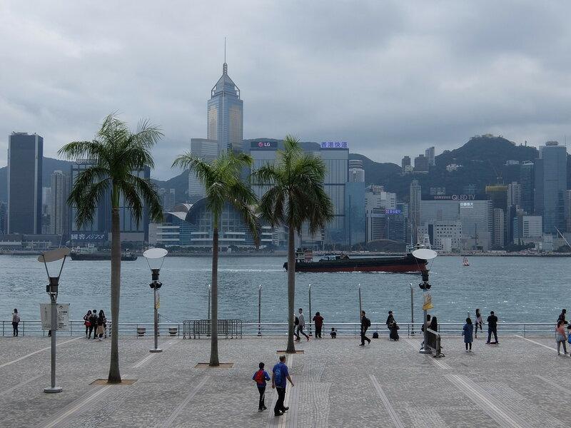 Гонконг - Набережная