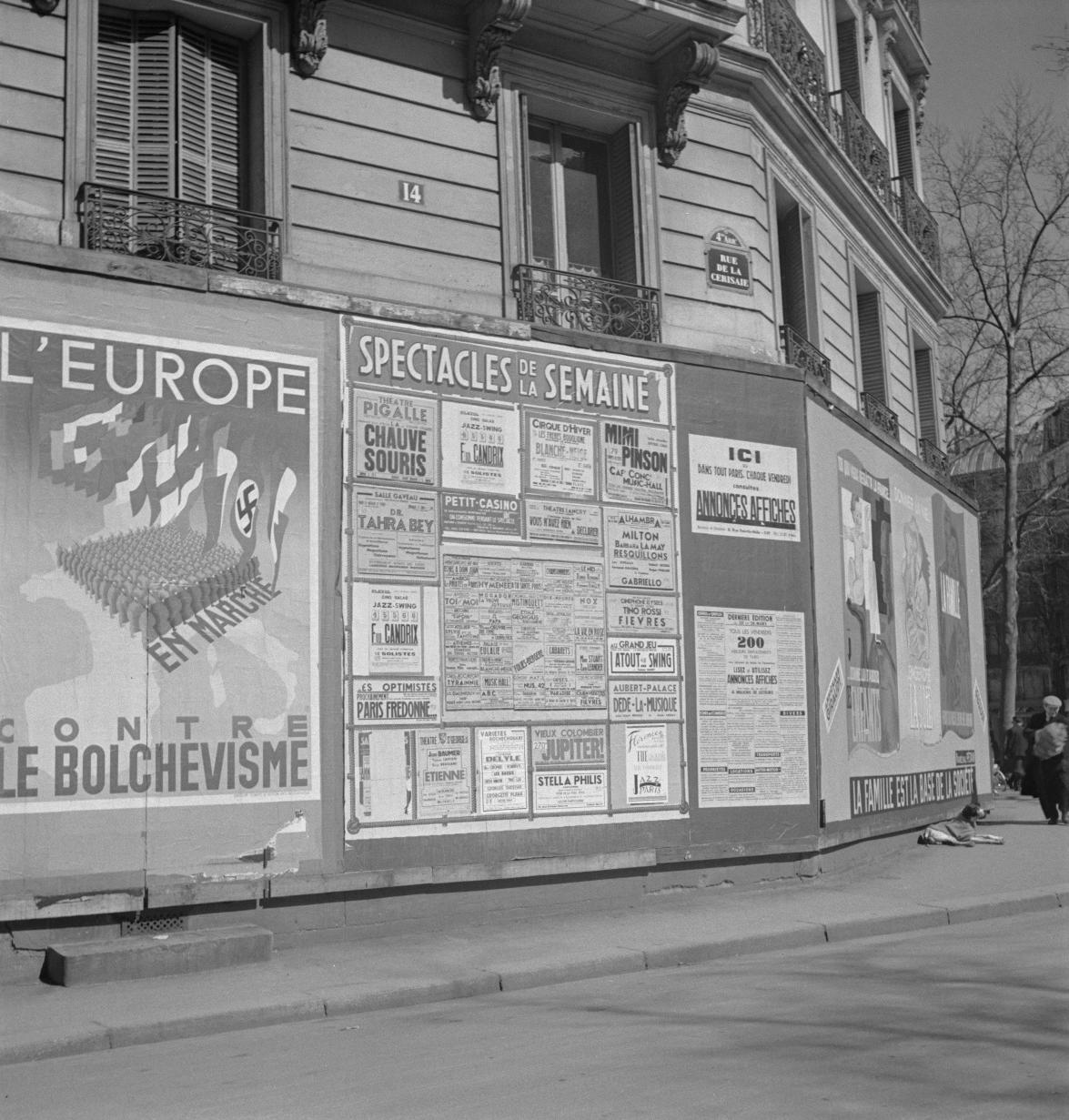 14. Афиши 1942 года