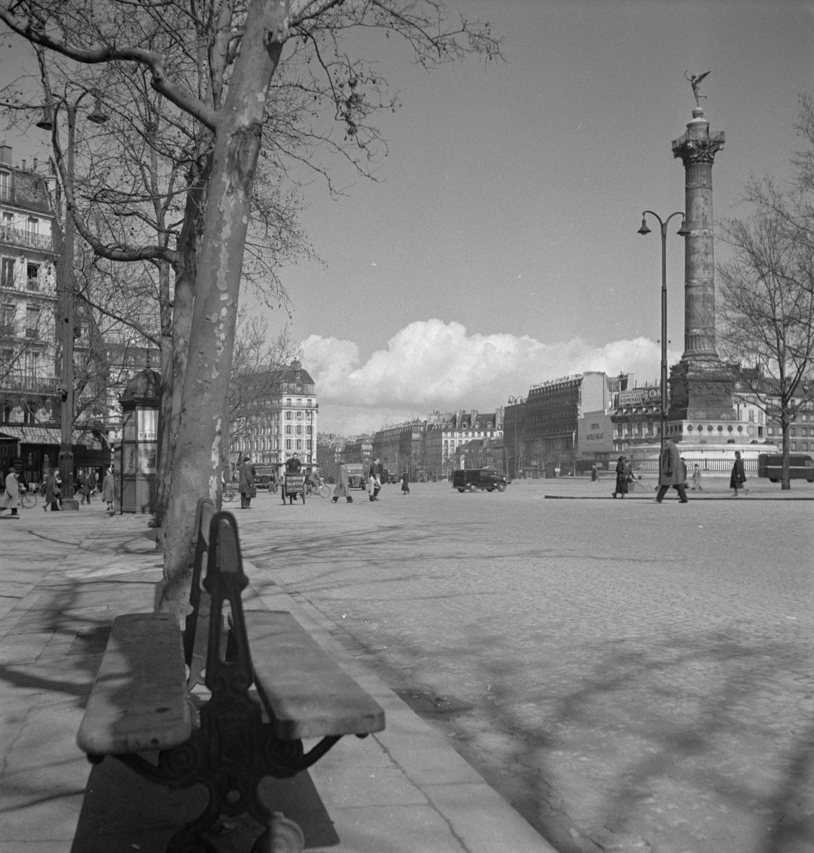 19. Площадь Бастилии