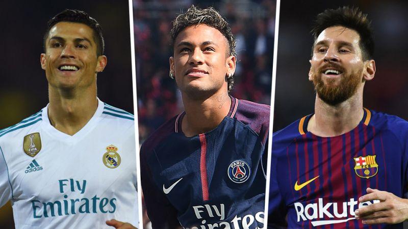 Самые богатые футболисты мира по состоянию на 2018 год