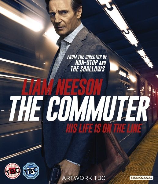 Пассажир / The Commuter (2018/HDTV/HDTVRip)