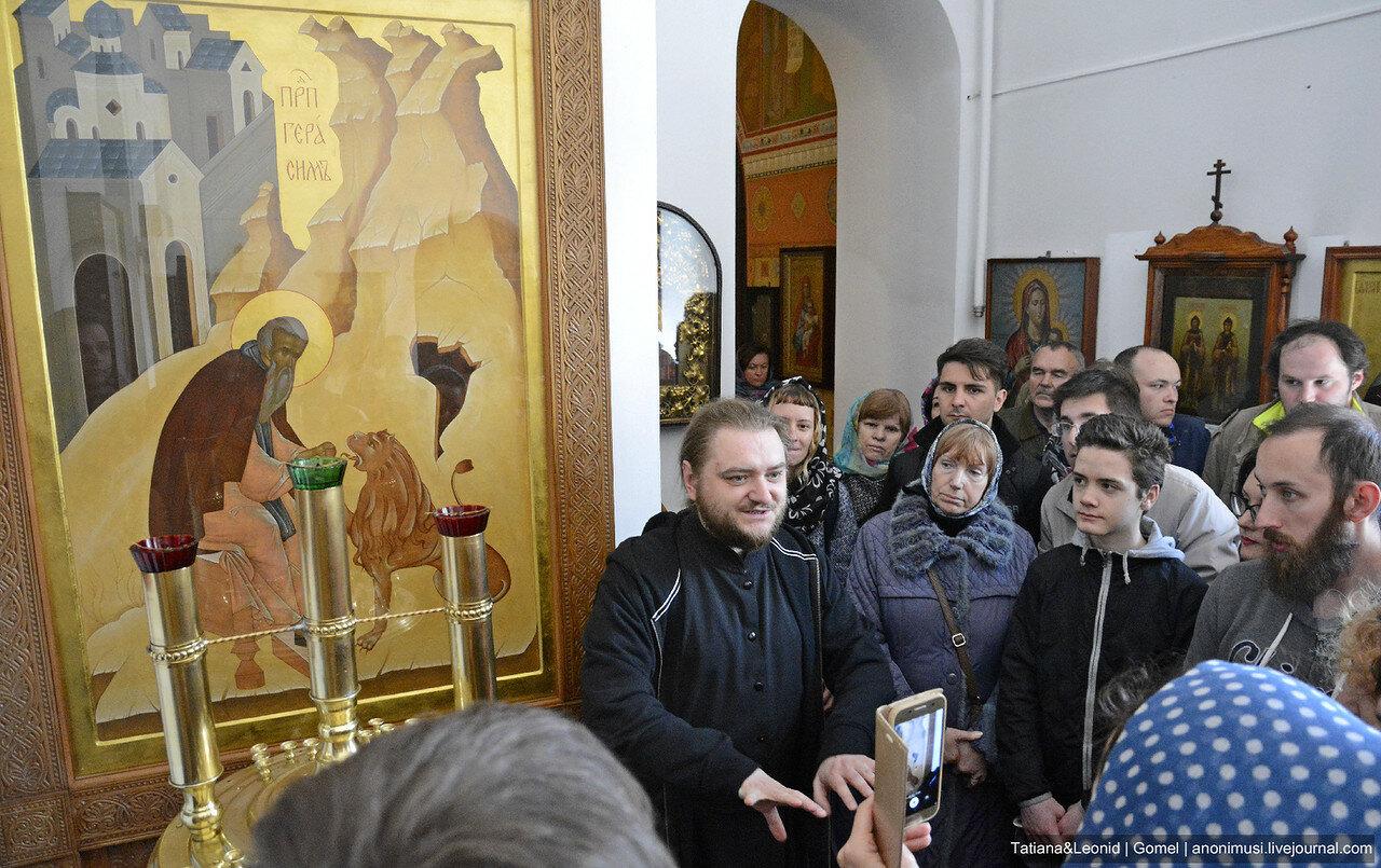 Тайны Свято-Никольского мужского монастыря. Фэст экскурсаводаў-2018. Гомель